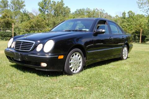 2002 Mercedes-Benz E-Class for sale at New Hope Auto Sales in New Hope PA