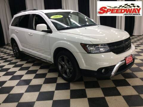 2015 Dodge Journey for sale at SPEEDWAY AUTO MALL INC in Machesney Park IL