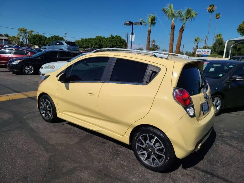 2013 Chevrolet Spark 2LT Auto 4dr Hatchback - Mesa AZ