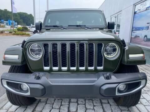 2021 Jeep Wrangler 4xe for sale at Southern Auto Solutions-Jim Ellis Volkswagen Atlan in Marietta GA