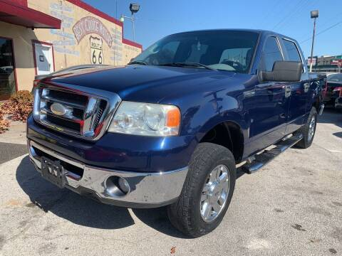 2008 Ford F-150 for sale at New To You Motors in Tulsa OK