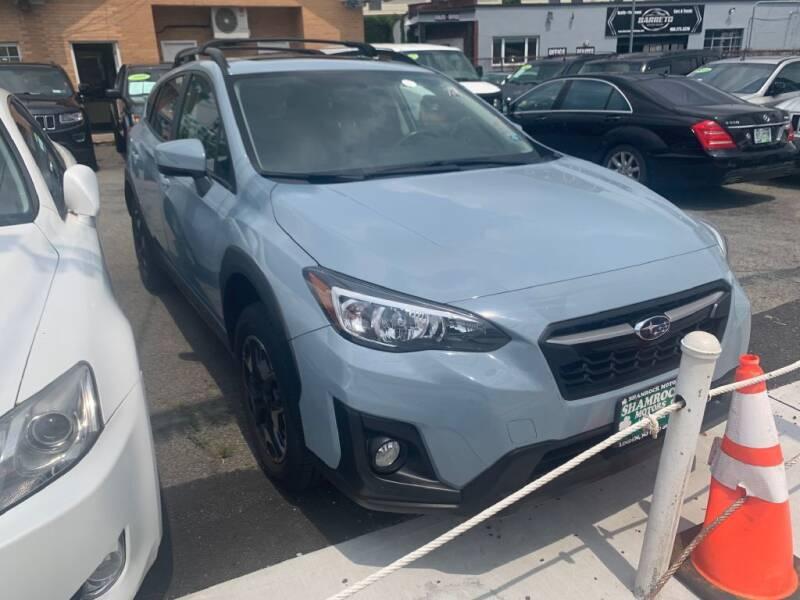 2019 Subaru Crosstrek for sale at Park Avenue Auto Lot Inc in Linden NJ