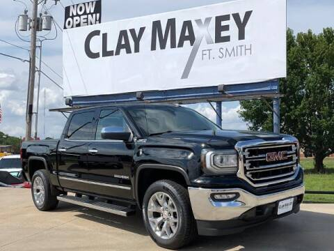 2018 GMC Sierra 1500 for sale at Clay Maxey Fort Smith in Fort Smith AR