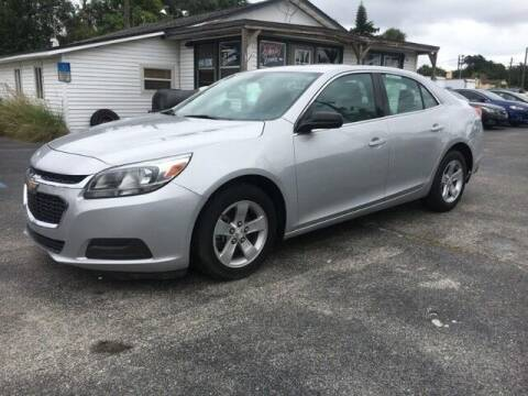 2016 Chevrolet Malibu Limited for sale at Denny's Auto Sales in Fort Myers FL