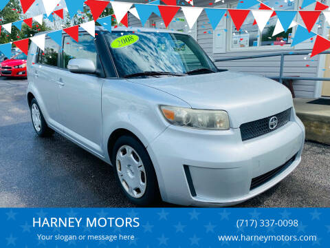 2008 Scion xB for sale at HARNEY MOTORS in Gettysburg PA
