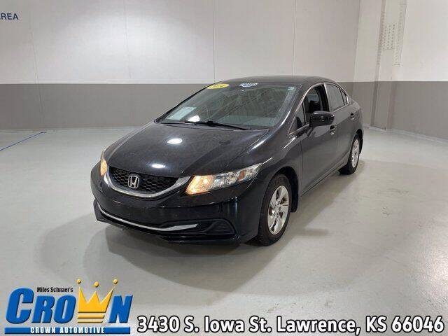 2014 Honda Civic for sale at Crown Automotive of Lawrence Kansas in Lawrence KS