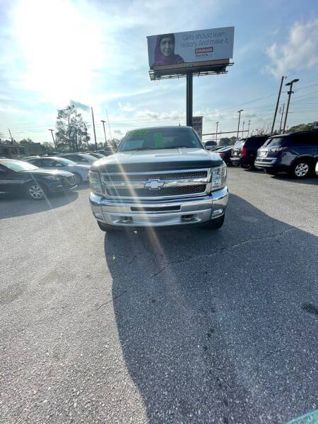 2012 Chevrolet Silverado 1500 for sale at Gulf South Automotive in Pensacola FL