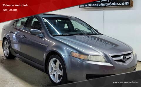 2006 Acura TL for sale at Orlando Auto Sale in Orlando FL
