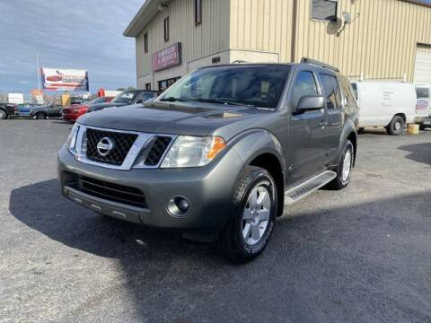 2009 Nissan Pathfinder for sale at Premium Auto Collection in Chesapeake VA