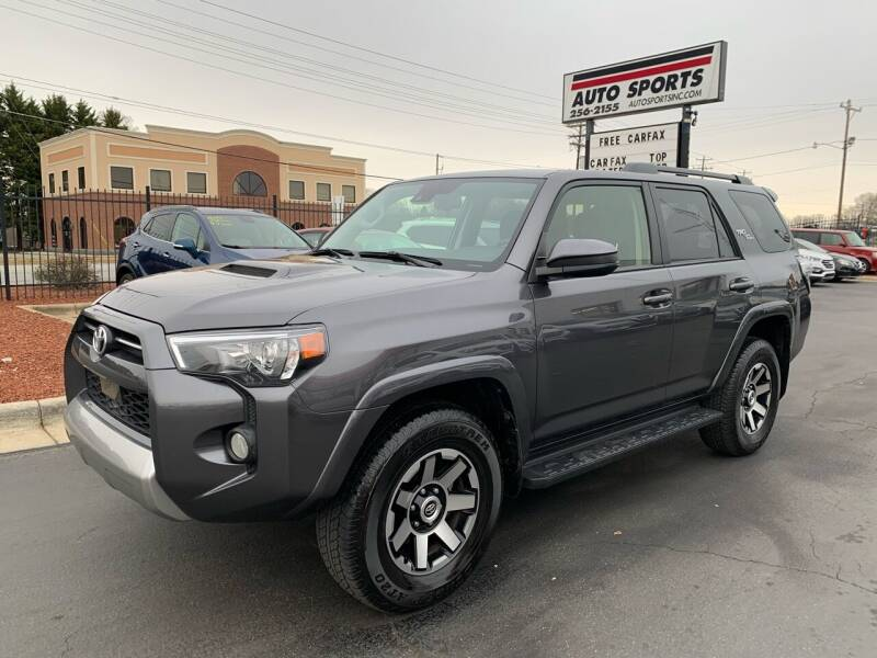 2020 Toyota 4Runner for sale at Auto Sports in Hickory NC