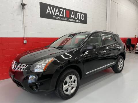 2015 Nissan Rogue Select for sale at AVAZI AUTO GROUP LLC in Gaithersburg MD