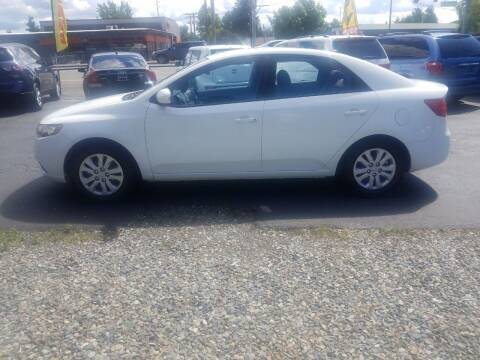 2010 Kia Forte for sale at Bonney Lake Used Cars in Puyallup WA