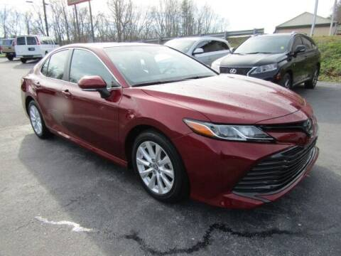 2018 Toyota Camry for sale at Specialty Car Company in North Wilkesboro NC