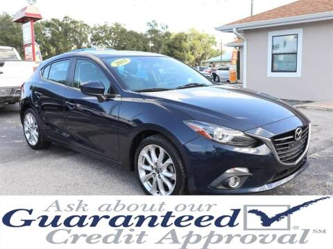 2015 Mazda MAZDA3 for sale at Universal Auto Sales in Plant City FL