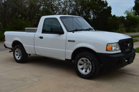2009 Ford Ranger for sale at Coleman Auto Group in Austin TX