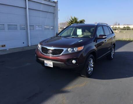 2011 Kia Sorento for sale at My Three Sons Auto Sales in Sacramento CA