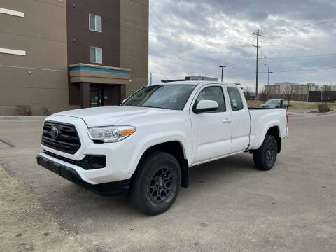 2018 Toyota Tacoma for sale at Truck Buyers in Magrath AB