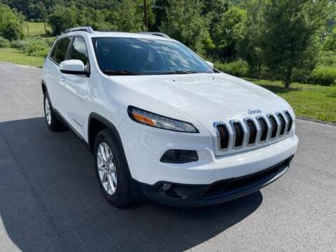 2014 Jeep Cherokee for sale at Hawkins Chevrolet in Danville PA