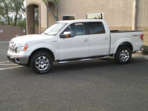 2009 Ford F-150 for sale at COPPER STATE MOTORSPORTS in Phoenix AZ