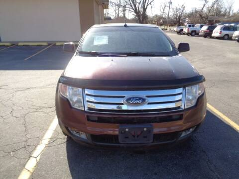 2010 Ford Edge for sale at AUTO PRO in Oklahoma City OK