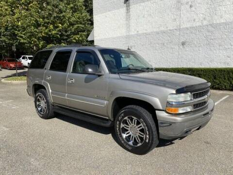 2002 Chevrolet Tahoe for sale at Select Auto in Smithtown NY