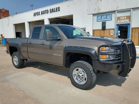 2015 Chevrolet Silverado 2500HD for sale at Apex Auto Sales in Coldwater KS