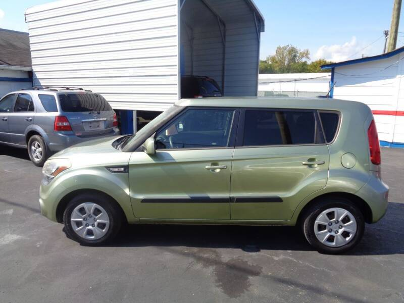 2012 Kia Soul for sale at Cars Unlimited Inc in Lebanon TN