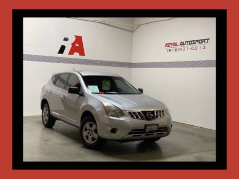 2013 Nissan Rogue for sale at Royal AutoSport in Sacramento CA