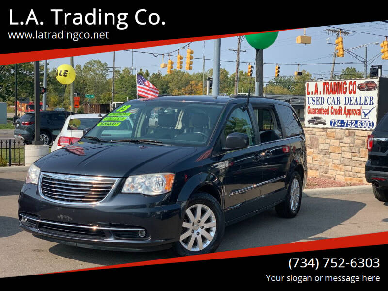 2013 Chrysler Town and Country for sale at L.A. Trading Co. in Woodhaven MI