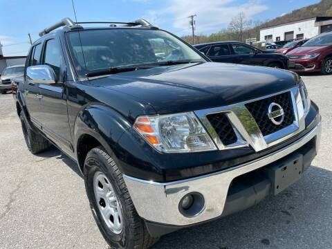 2010 Nissan Frontier for sale at Ron Motor Inc. in Wantage NJ