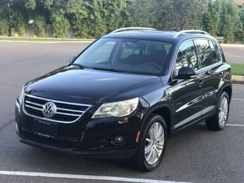 2009 Volkswagen Tiguan for sale at Orlando Auto Sale in Port Orange FL