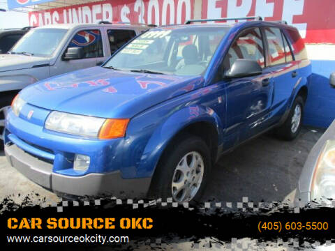 2003 Saturn Vue for sale at CAR SOURCE OKC in Oklahoma City OK