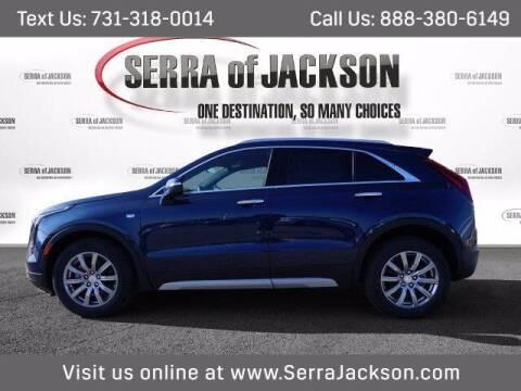 2021 Cadillac XT4 for sale at Serra Of Jackson in Jackson TN