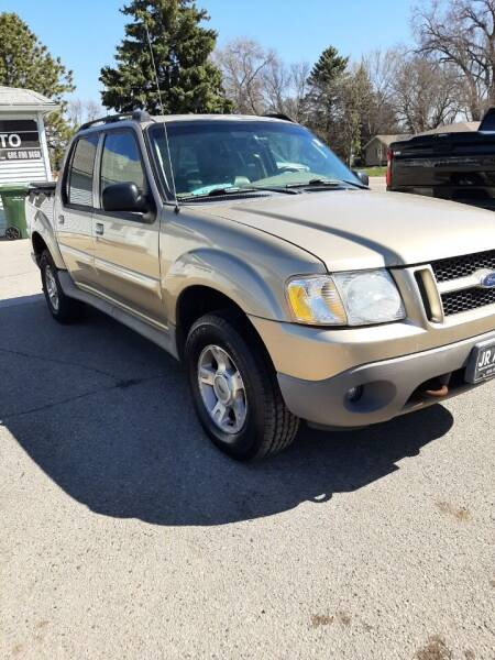 2003 Ford Explorer Sport Trac for sale at JR Auto in Brookings SD