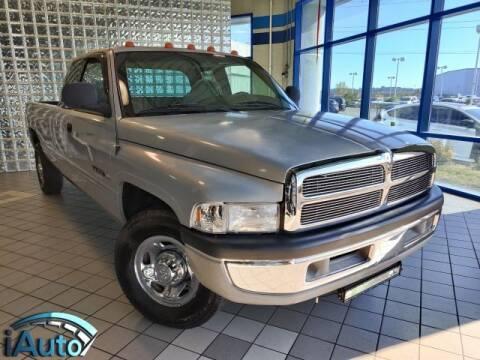 1998 Dodge Ram Pickup 2500 for sale at iAuto in Cincinnati OH
