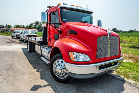 2019 Kenworth T270 for sale at Fruendly Auto Source in Moscow Mills MO