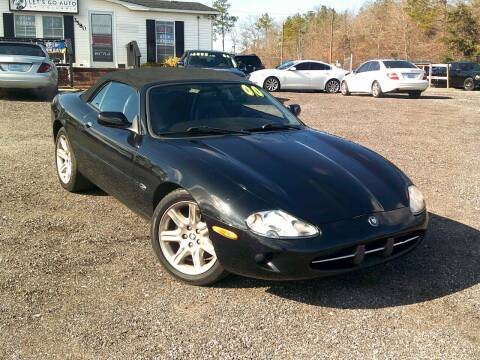 2000 Jaguar XK-Series for sale at Let's Go Auto Of Columbia in West Columbia SC