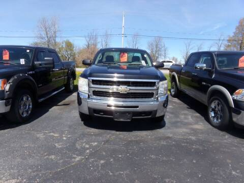 2007 Chevrolet Silverado 2500HD for sale at Pool Auto Sales Inc in Spencerport NY