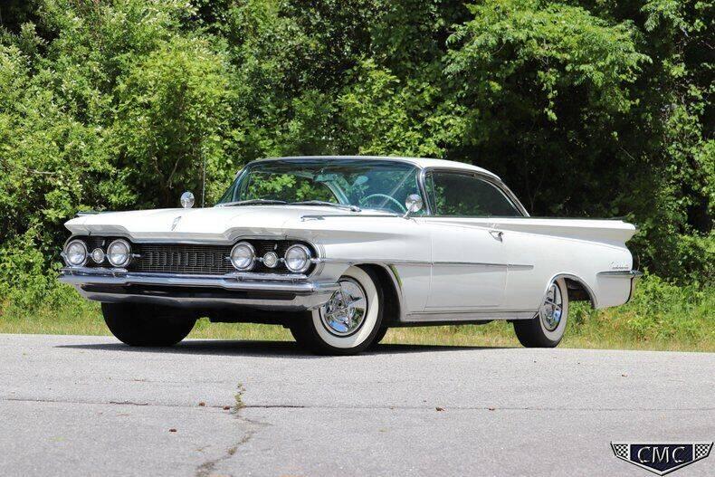 1959 Oldsmobile Ninety-Eight