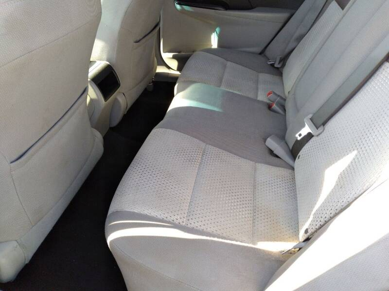 2014 Toyota Camry for sale at Oxford Motors Inc in Oxford PA