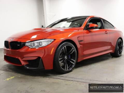 2017 BMW M4 for sale at Modern Motorcars in Nixa MO