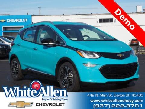 2020 Chevrolet Bolt EV for sale at WHITE-ALLEN CHEVROLET in Dayton OH