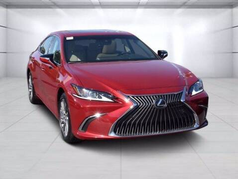2019 Lexus ES 350 for sale at BOB ROHRMAN FORT WAYNE TOYOTA in Fort Wayne IN