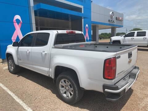 2019 Chevrolet Colorado for sale at Stanley Chrysler Dodge Jeep Ram Gatesville in Gatesville TX