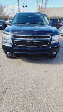 2009 Chevrolet Suburban for sale at Automotive Center in Detroit MI
