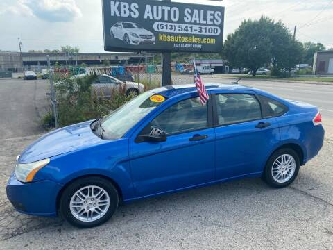 2010 Ford Focus for sale at KBS Auto Sales in Cincinnati OH