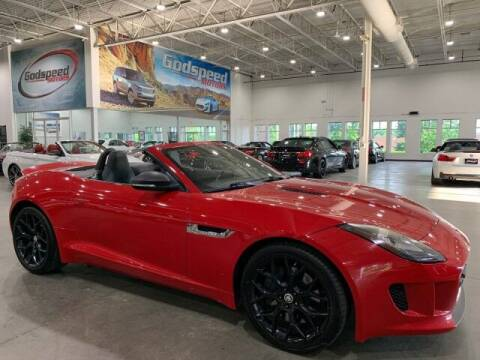 2014 Jaguar F-TYPE for sale at Godspeed Motors in Charlotte NC