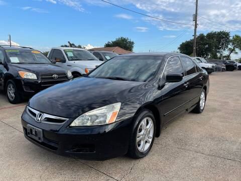 2007 Honda Accord for sale at CityWide Motors in Garland TX