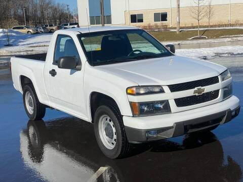 2012 Chevrolet Colorado for sale at P&H Motors in Hatboro PA