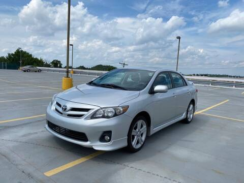 2013 Toyota Corolla for sale at JG Auto Sales in North Bergen NJ